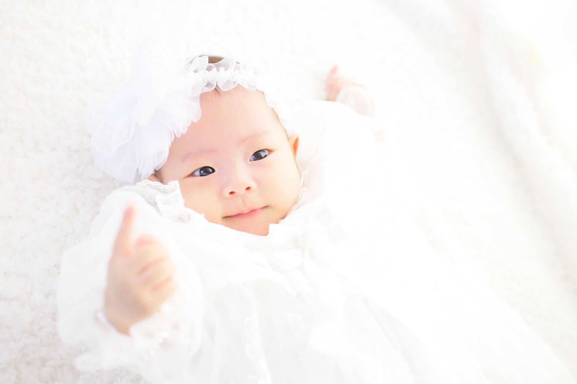 赤ちゃんとの退院!どんな服を着せる?