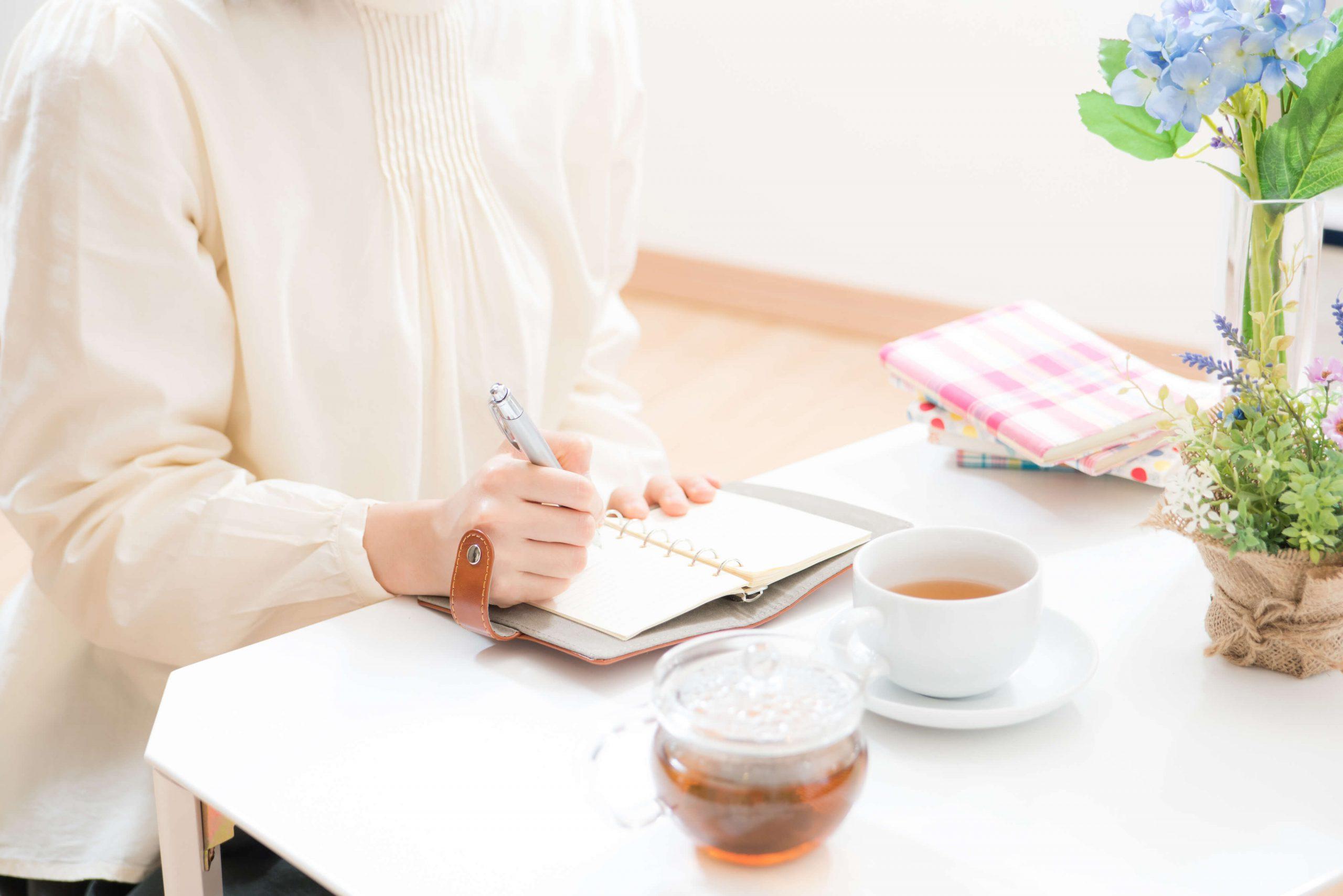 赤ちゃんママに最適な育児日記の選び方