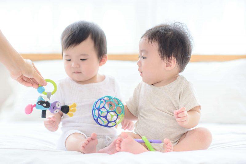双子育児は上手にサポートを受けよう