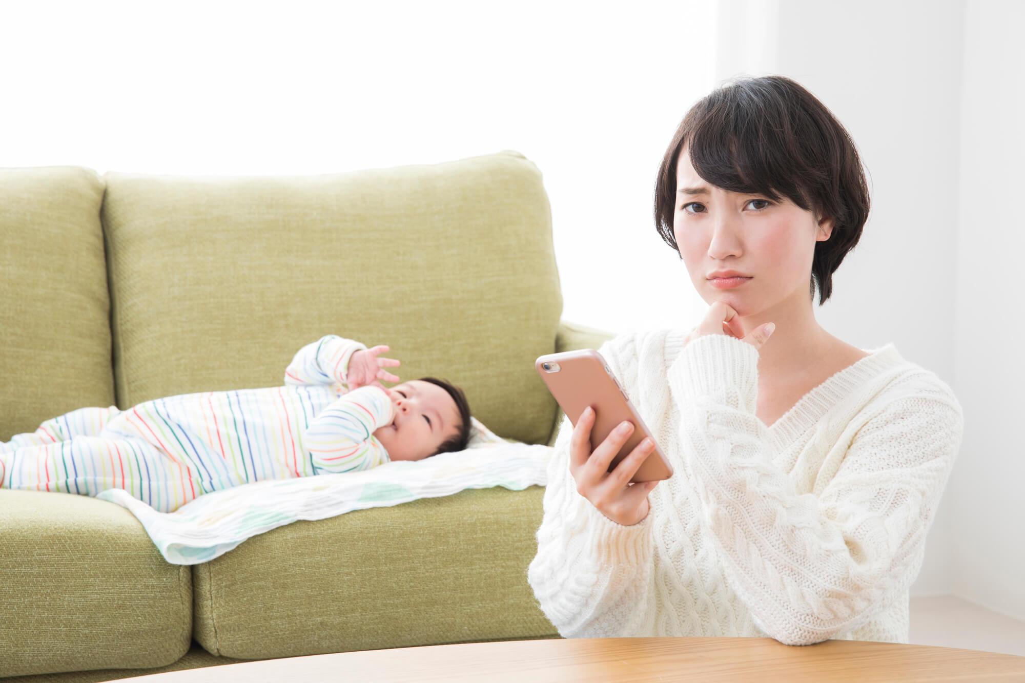 子育ての悩みに上手に対応する方法