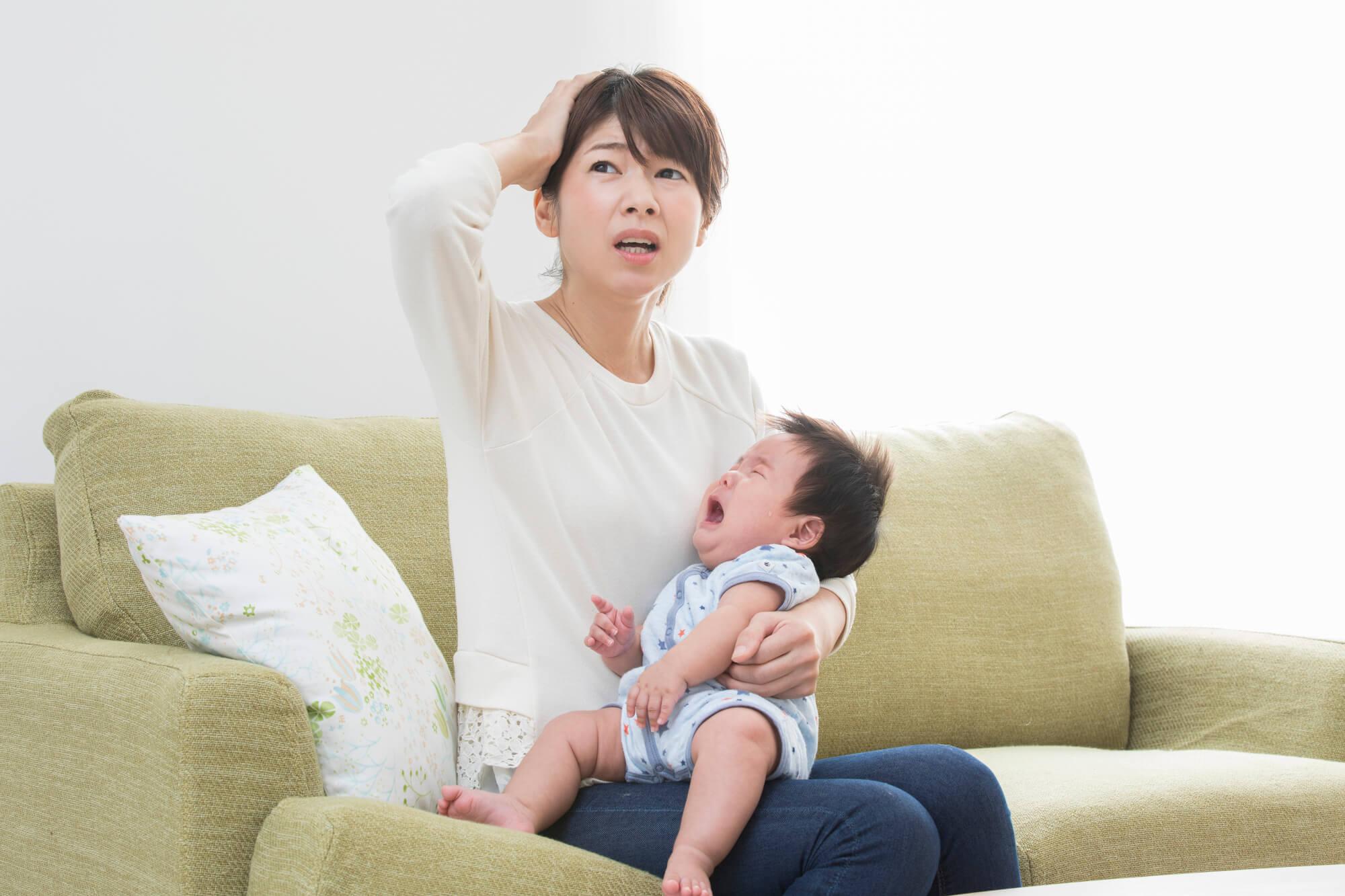 新米ママの悩みと3つの解決法