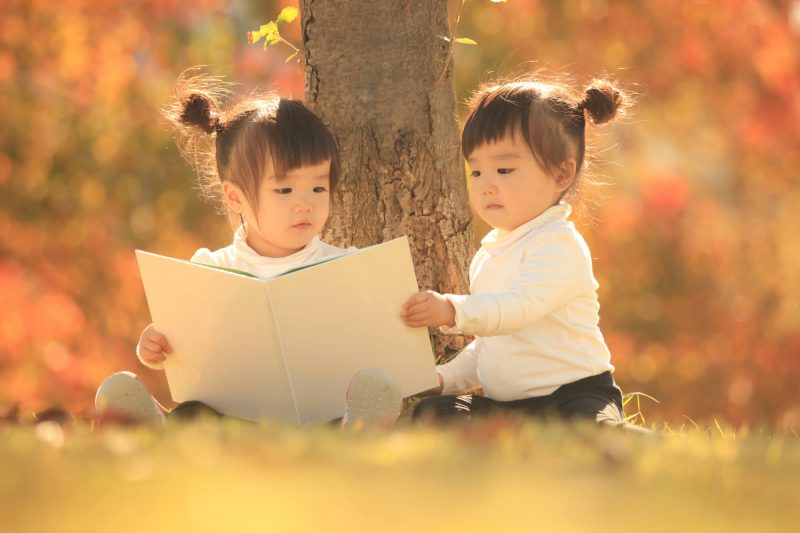 秋生まれの赤ちゃんにおすすめの漢字