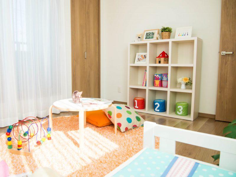 赤ちゃんが片付けやすい部屋収納の工夫
