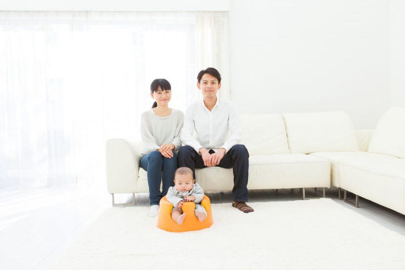 赤ちゃんの椅子はどの部屋でどう使う?