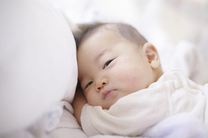赤ちゃんのあせもは乳児湿疹と同じ?