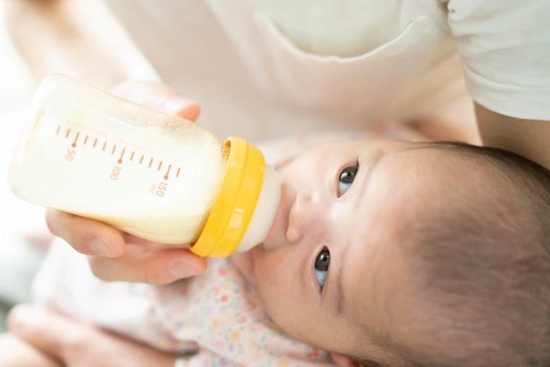 赤ちゃんの粉ミルク人気5選