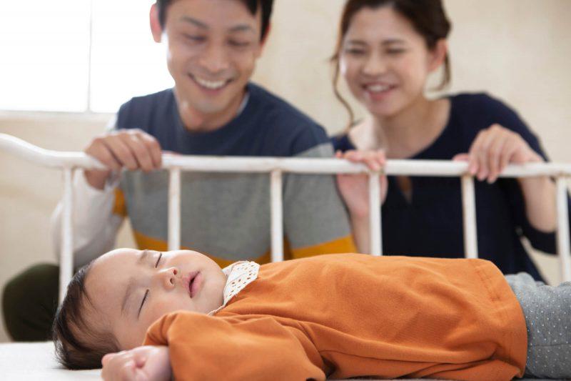 【部屋別】赤ちゃん用ベッドの選び方