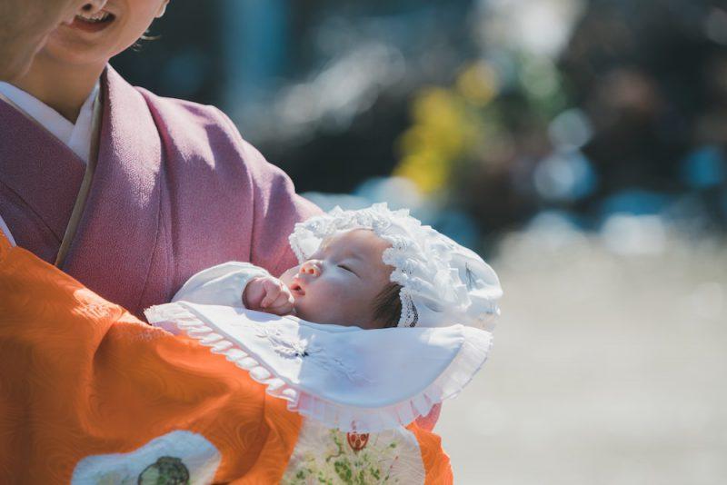 行事別赤ちゃんの服の選び方