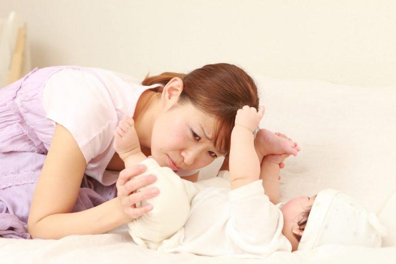 赤ちゃんが下痢になる原因5つ