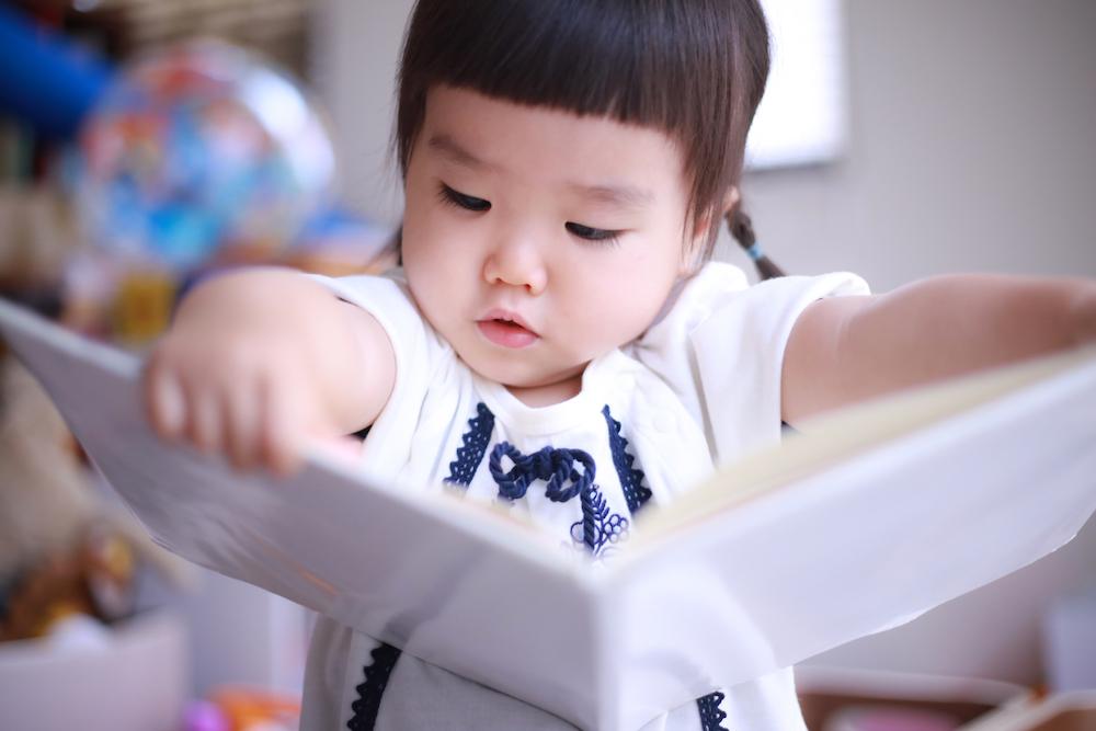 赤ちゃんが絵本を破る時の対処法
