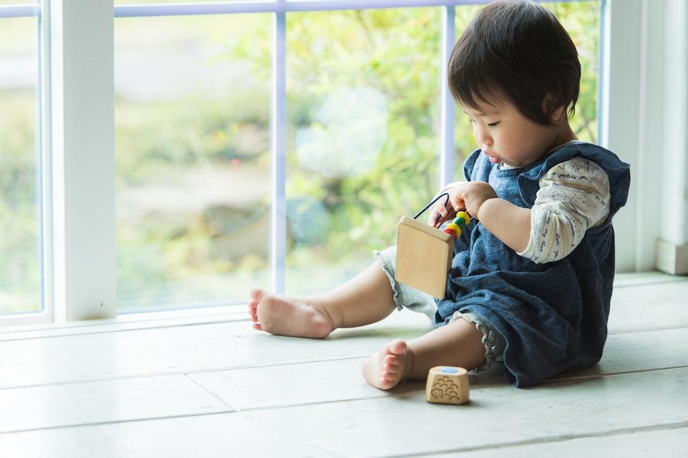 生後6ヶ月の赤ちゃんにおすすめのおもちゃ