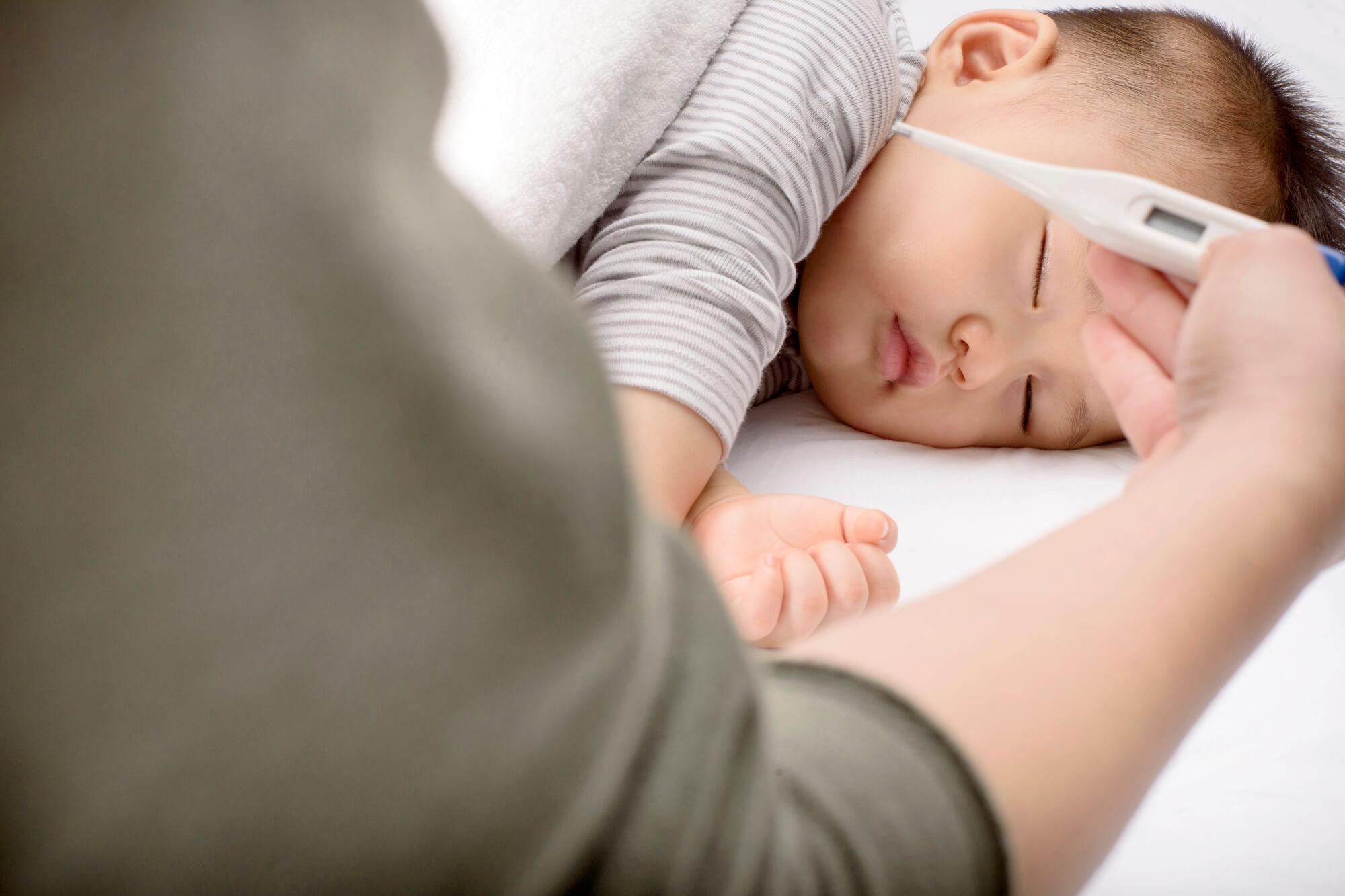 赤ちゃんの体温計の選び方4選
