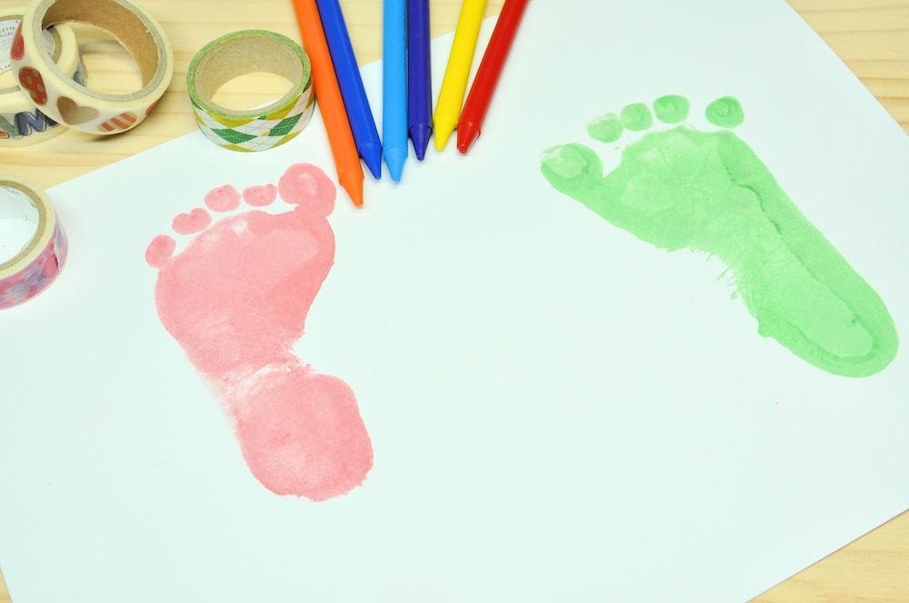 赤ちゃんとの思い出を形に残す方法5選