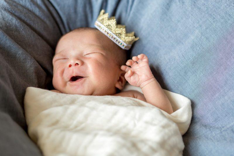 赤ちゃんのニューボーンフォトとは?