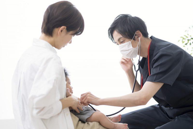 赤ちゃんの熱と嘔吐の原因はノロウイルス?