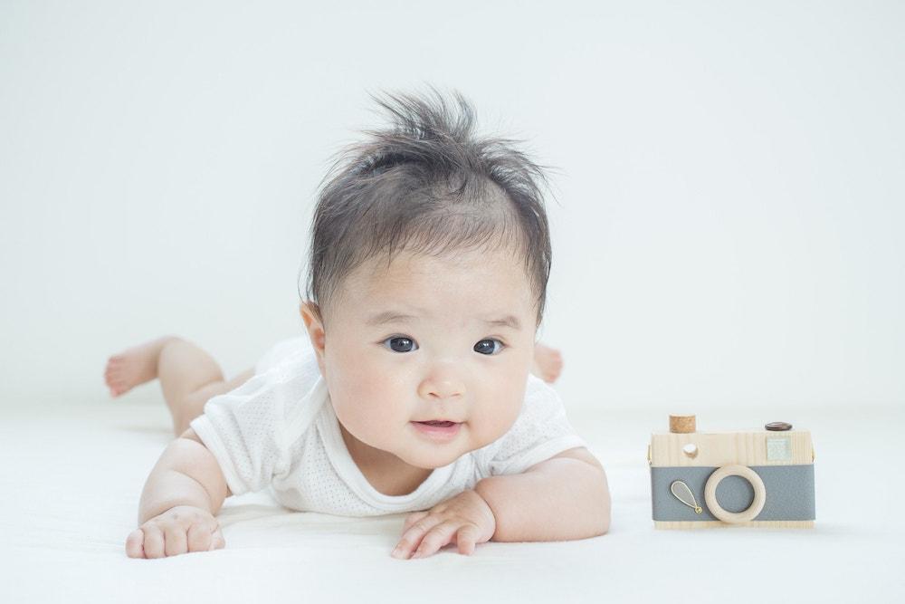 赤ちゃんの成長写真を撮るスタジオの選び方
