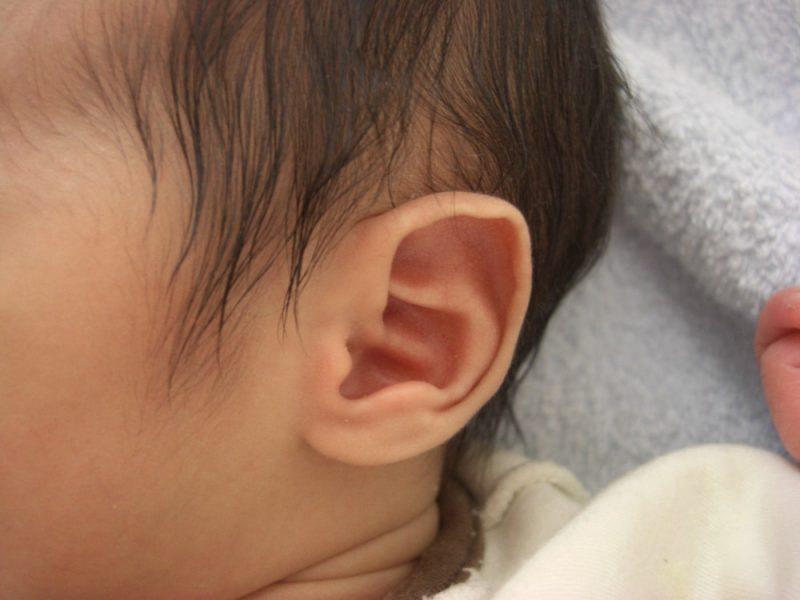 赤ちゃんの中耳炎は風邪が原因?