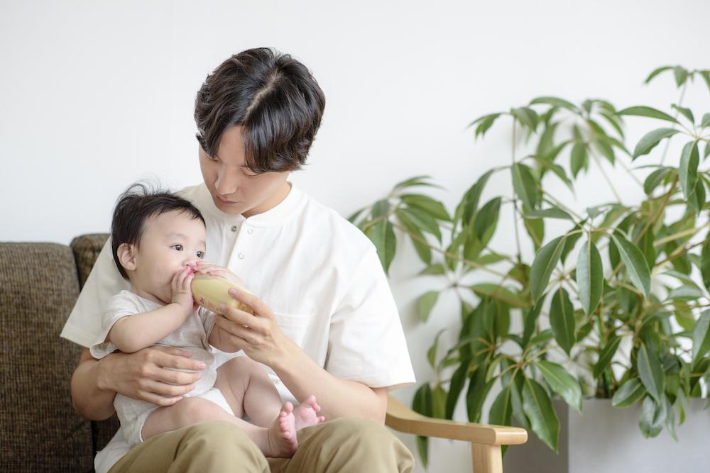 赤ちゃんとパパだけの父子帰省は心配?