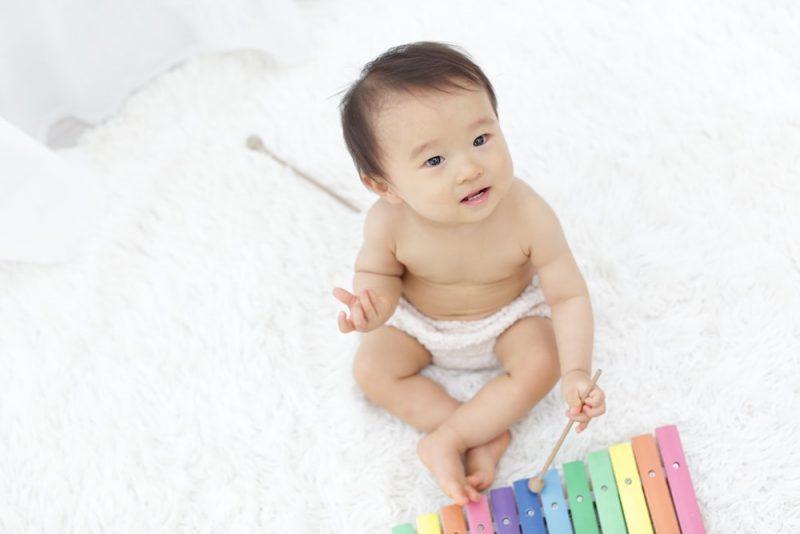 赤ちゃんのおもちゃのお手入れ方法