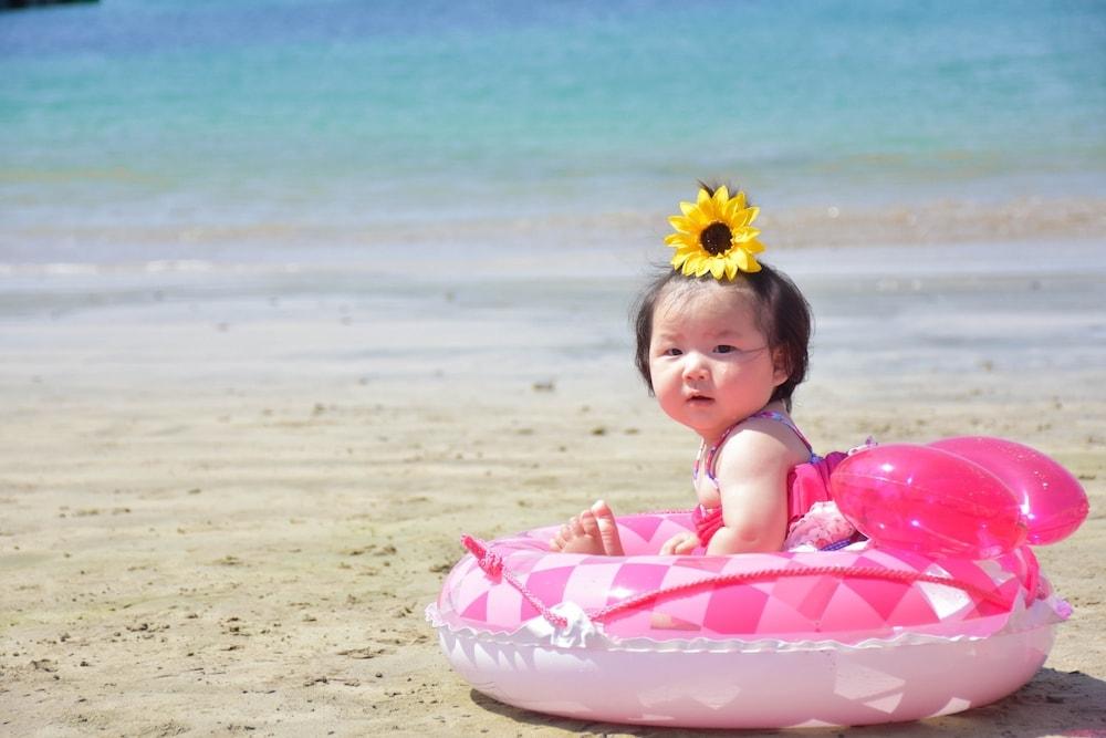 赤ちゃんと海遊びを楽しむポイント