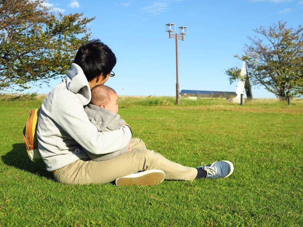 赤ちゃんとパパのお出かけの注意点