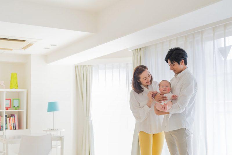 子育てしやすい家の間取りアイディア