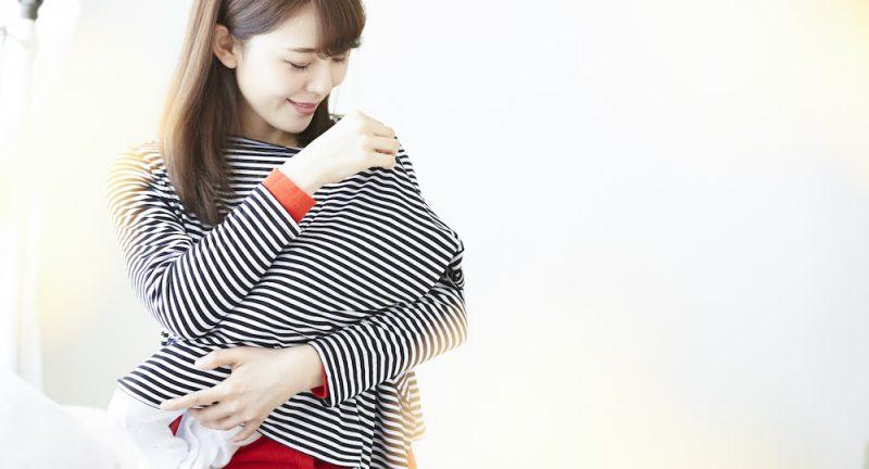授乳ケープの種類と便利な使い方