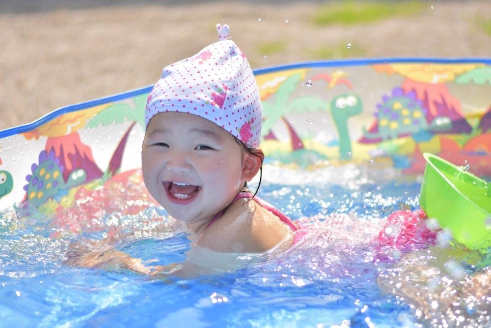 保育園のプール遊びとは?
