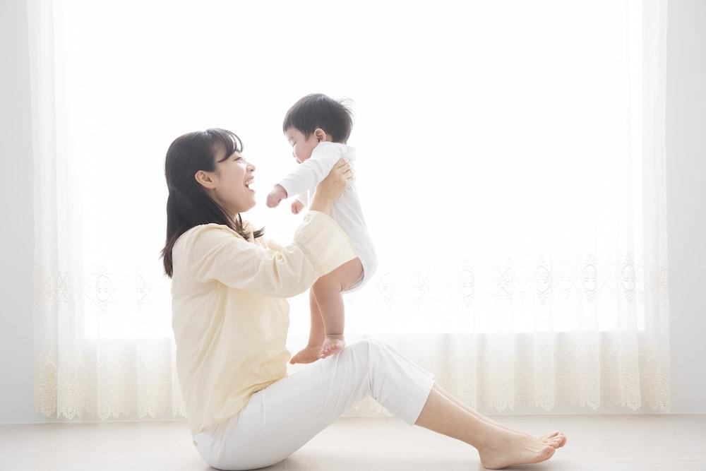 9ヶ月の赤ちゃんとの遊びかた