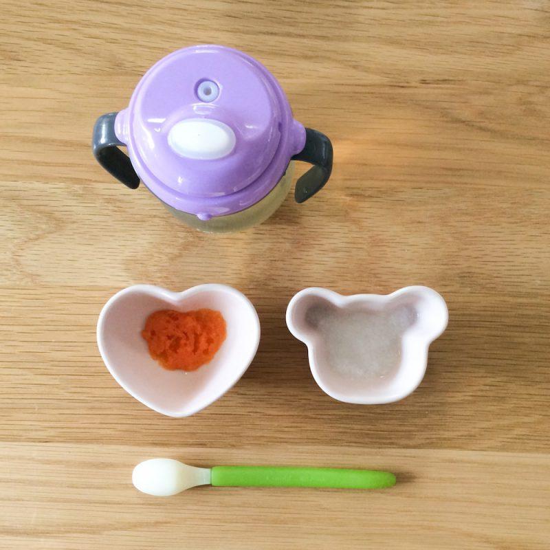 市販離乳食のアレンジレシピ【完了期】