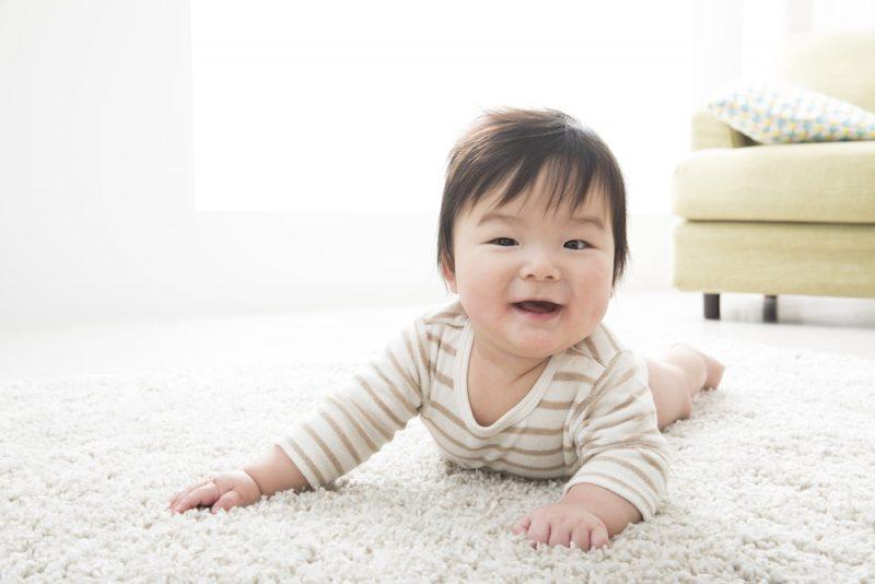 生後7ヶ月の赤ちゃんとの遊び方