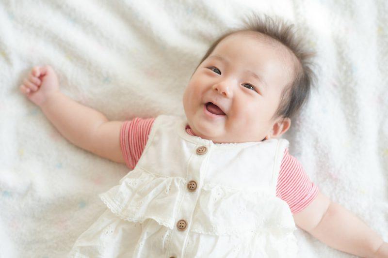 生後3ヶ月の赤ちゃんとの遊び方