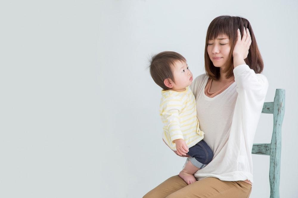 育児ノイローゼの症状や原因