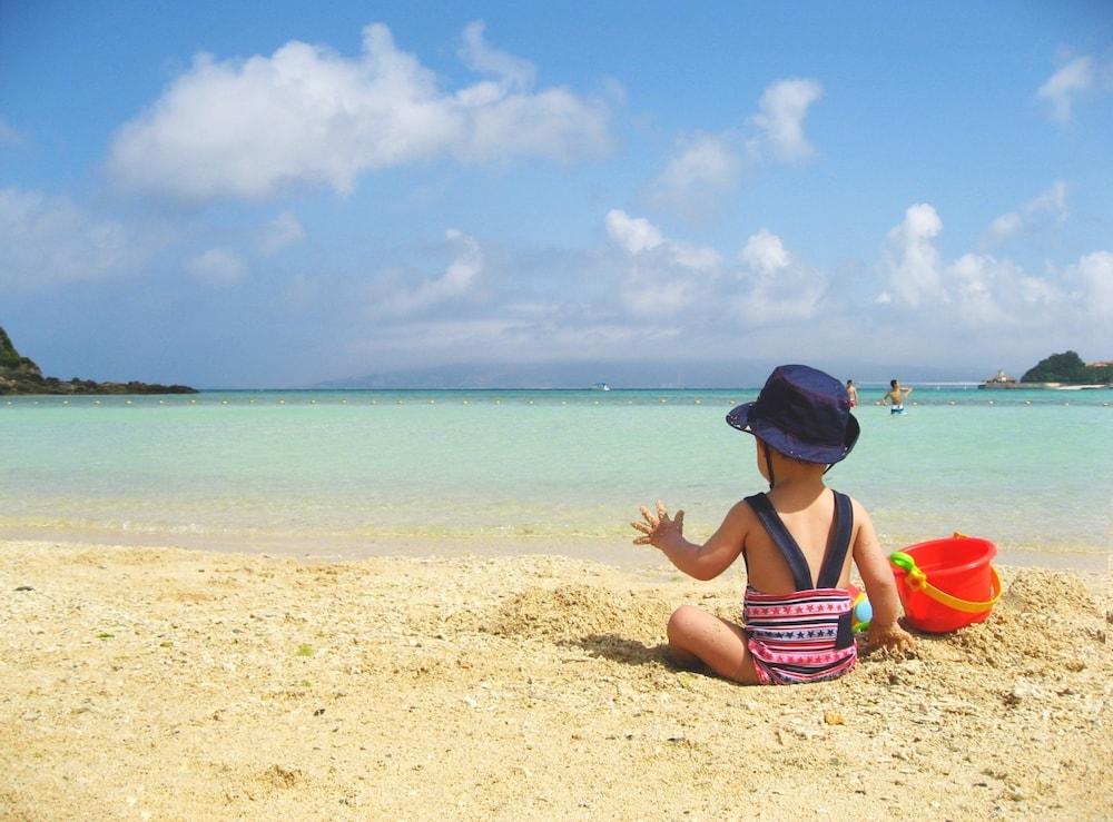 赤ちゃんと楽しい夏休み旅行計画