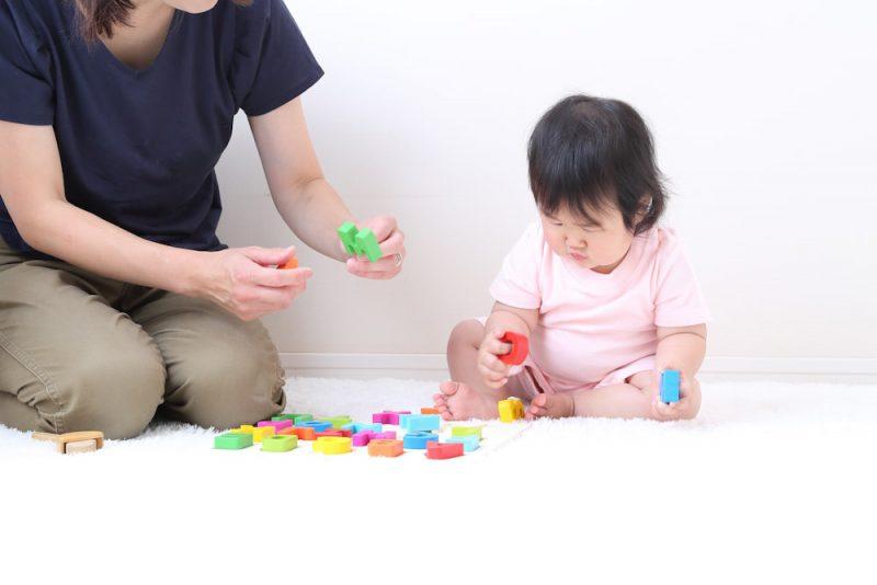8ヶ月の赤ちゃんの遊び