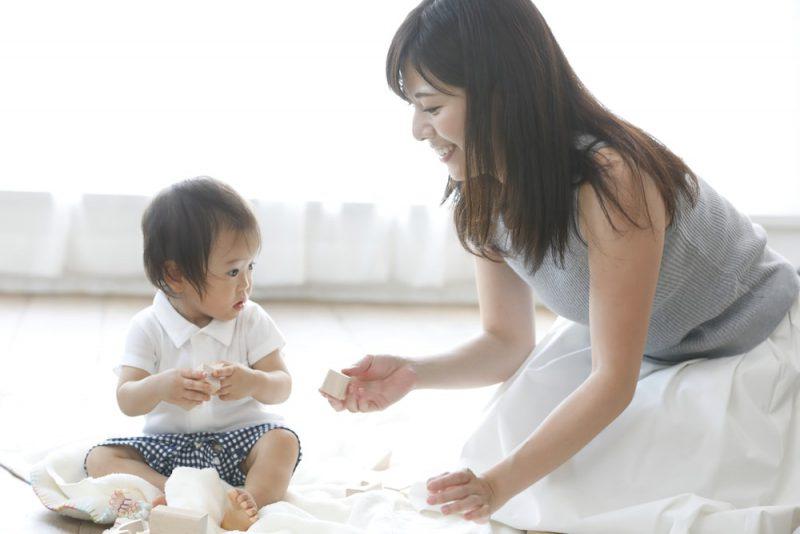 11ヶ月の赤ちゃんとの遊び方