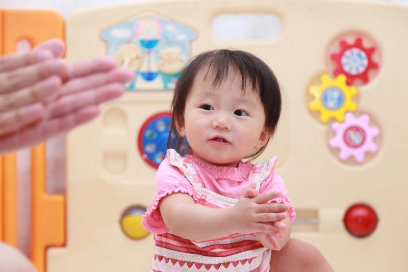 10ヶ月の赤ちゃんとの遊び方