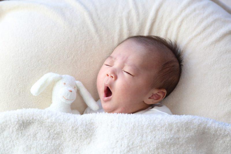 【生後4ヶ月】赤ちゃんとママの過ごし方