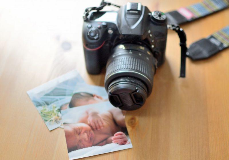 赤ちゃんの月齢フォトを撮るコツ