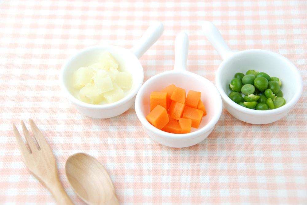 野菜嫌いの子のための離乳食アイディア