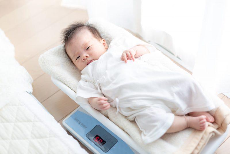 赤ちゃんの体重計のおすすめの選び方