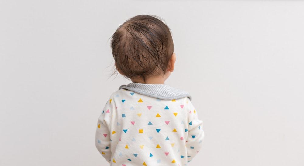 赤ちゃんの髪の毛の悩み