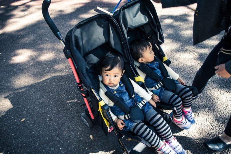 双子用ベビーカーのおすすめの選び方