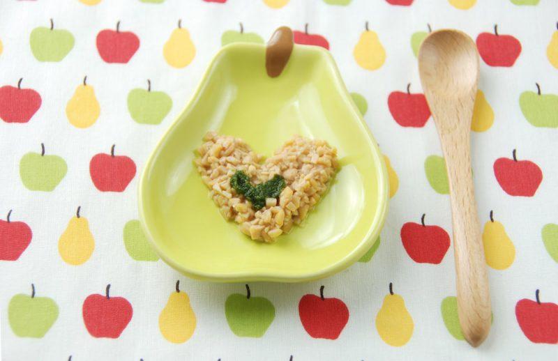 納豆を離乳食にする時のポイント