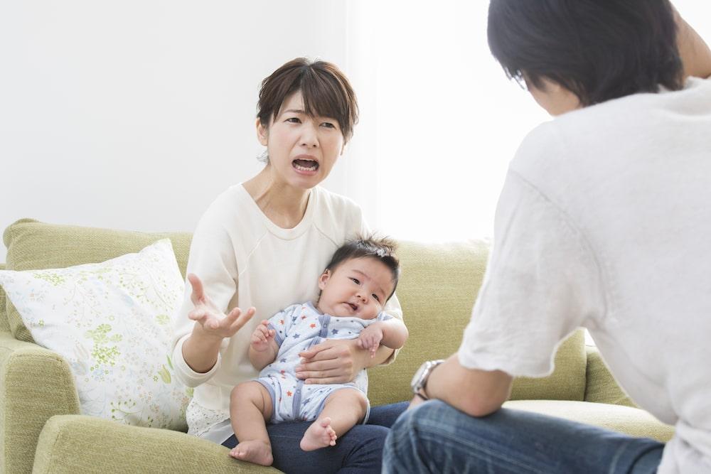 産後離婚をする夫婦の特徴と円満のコツ