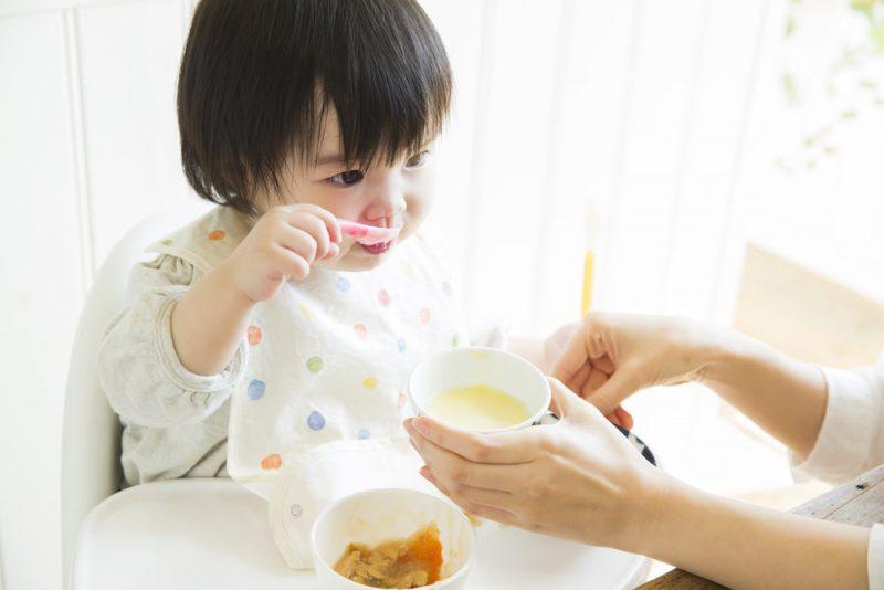 赤ちゃんの離乳食完了期の献立
