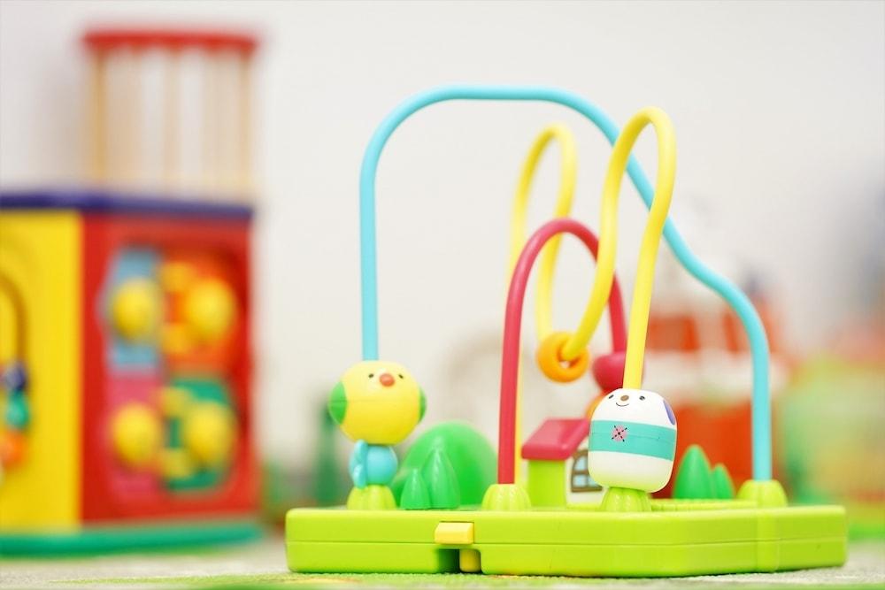 乳幼児のための知育玩具の選び方