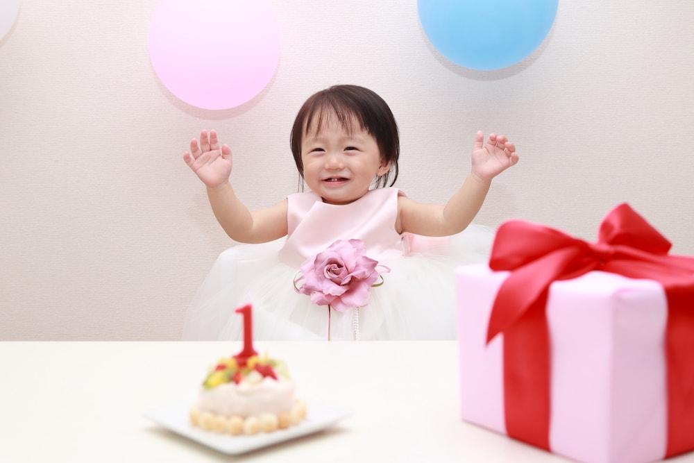 1歳女の子への誕生日プレゼント