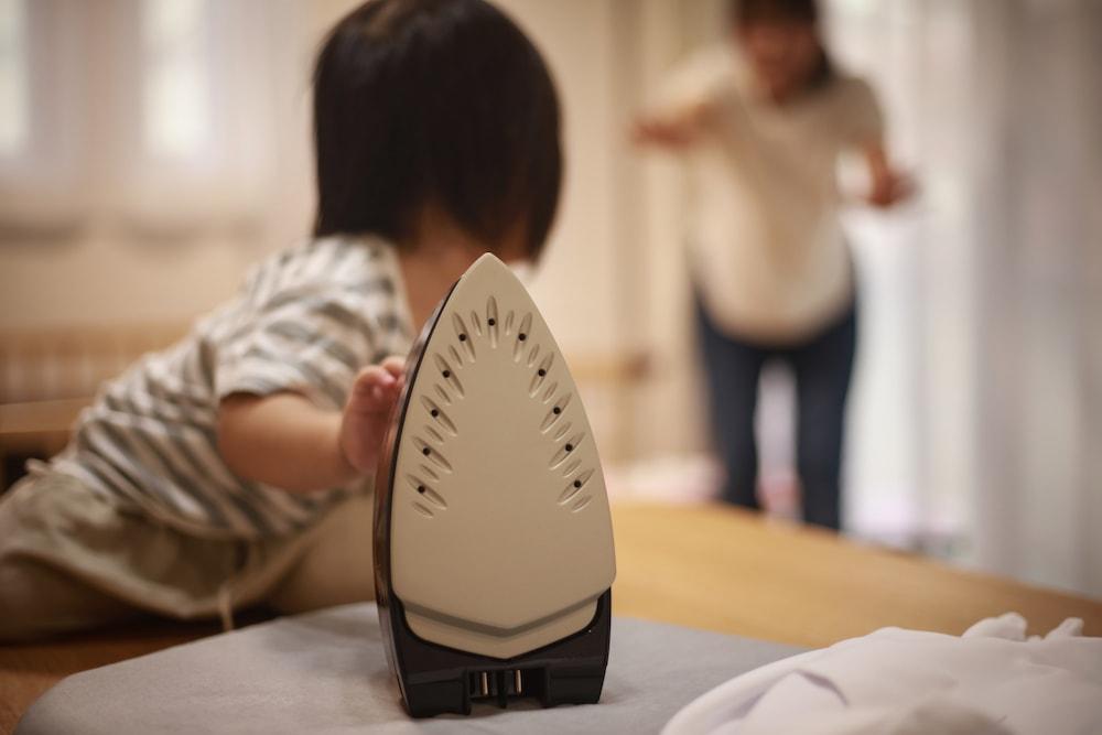 赤ちゃんの事故を防ぐチェックリスト
