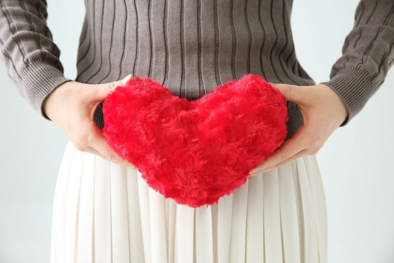 授乳期間の生理について